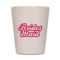 Brides Maid Shot Glass