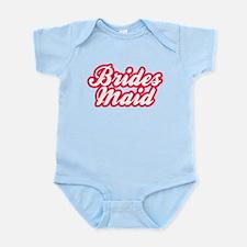 Brides Maid Infant Bodysuit