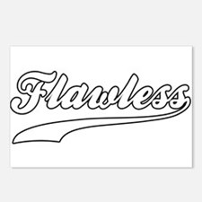 Flawless Postcards (Package of 8)