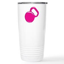 Kettlebell Travel Mug
