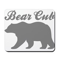 Bear Cub Mousepad