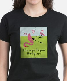 Flamingo Tippers Anonymous Tee