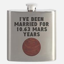 20th Anniversary Mars Years Flask