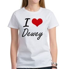 I Love Dewey T-Shirt