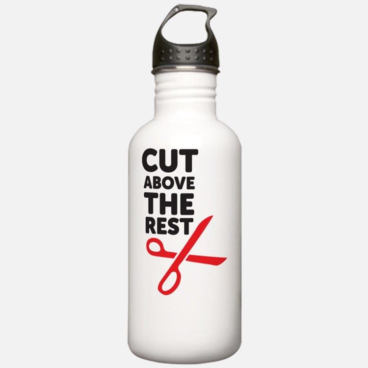 Hairdressing water bottles hairdressing reusable sports for A cut above the rest salon