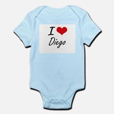 I Love Diego Body Suit