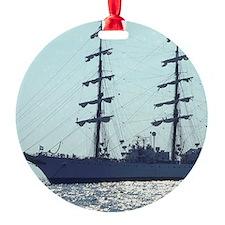 ARA Libertad ship Ornament
