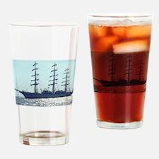 ARA Libertad ship Drinking Glass