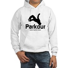 Parkour, Anytime Jumper Hoodie
