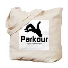 Parkour, Anytime Tote Bag