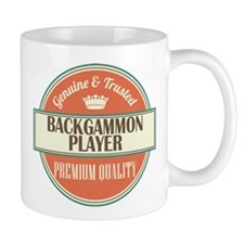 Backgammon Player Mug