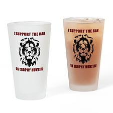 BAN TROPHY HUN Drinking Glass