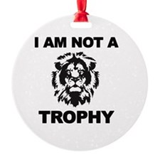 Cecil Lion Ornament