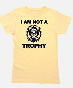 Cecil Lion Girl's Tee