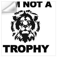 Cecil Lion Wall Decal