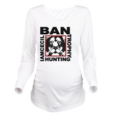 IAM Cecil Long Sleeve Maternity T-Shirt