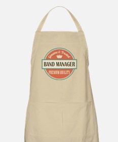 Band Manager Apron
