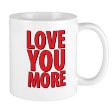 Unique I love you this much Mug