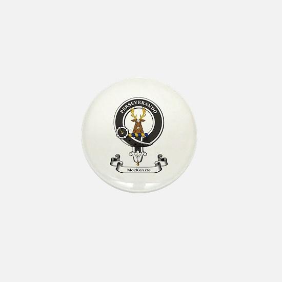 Badge-MacKenzie [Cromarty] Mini Button