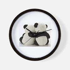 Panda Sayang Wall Clock
