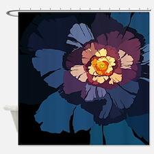 Flower-01 Shower Curtain