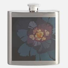 Flower-01 Flask