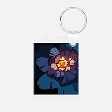 Flower-01 Keychains