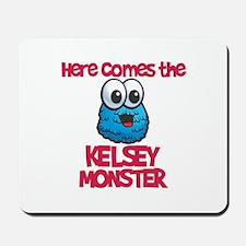 Kendall Monster Mousepad