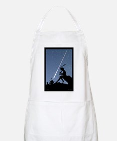 Pan Pipes - Perseids BBQ Apron