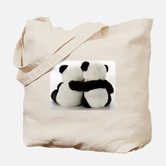 Panda Lover Tote Bag
