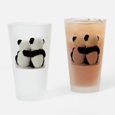 Panda Lover Drinking Glass