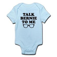 Talk Bernie To Me Body Suit
