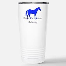 Unique Cowgirl Thermos Mug