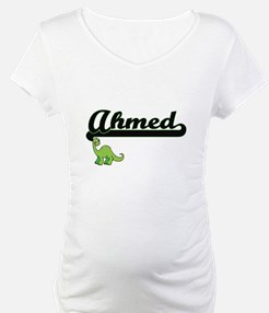 Ahmed Classic Name Design with D Shirt