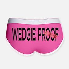 Wedgie Proof Certified Women's Boy Brief