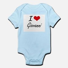 I Love Giovanni Body Suit