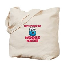 Mackenzie Monster Tote Bag