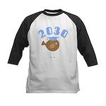 2030 Class Graduate Kids Baseball Jersey