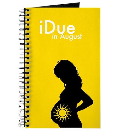 iDue August Journal