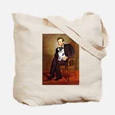 Lincoln-WireFoxT Tote Bag