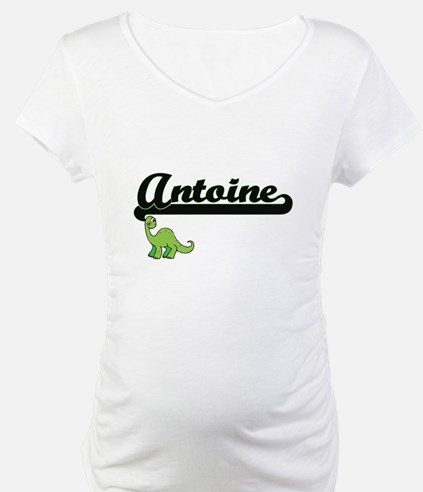 Antoine Classic Name Design with Shirt