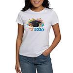 Class Of 2030 Graduation Party Women's T-Shirt