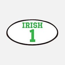 IRISH #1 Patch