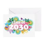 2030 Graduate Greeting Card