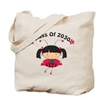Class of 2030 ladybug Tote Bag