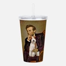 Lincoln-WireFoxT Acrylic Double-wall Tumbler