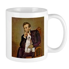 Lincoln-WireFoxT Mug