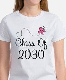 Class Of 2030 butterfly Tee