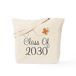 2030 School Class Tote Bag