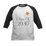 2030 School Class Kids Baseball Jersey